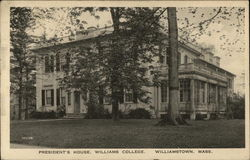 President's House, Williams College