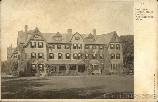 Lawrence House, Smith College Northampton Massachusetts