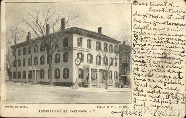 Lincklaen House
