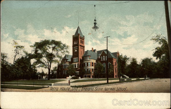 Indiana State Normal School Terre Haute