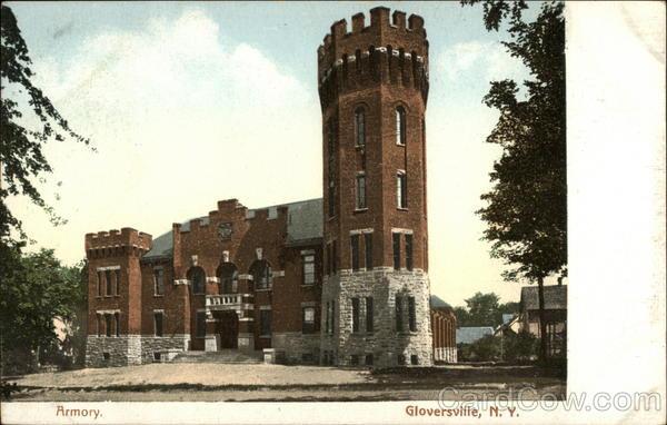 Armory Gloversville, NY