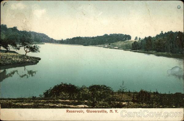 Reservoir Gloversville New York