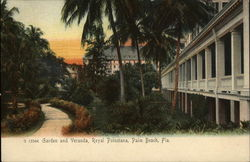 Garden and Veranda, Royal Poinciana