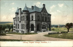 Library, Colgate College