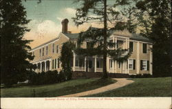 Summer Home of Elihu Root, Secretary of State