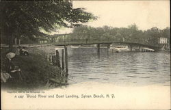 Wood River and Boat Landing