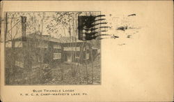 Blue Triangle Lodge, YWCA Camp