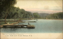 South Cove of Lake Mahopac
