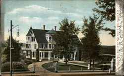 Pleasant View, Home of Rev. Mary Baker G. Eddy