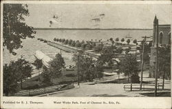 Water Works Park, Foot of Chestnut St