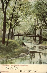 The Creek Postcard