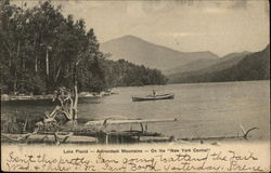 "Lake Placid -- Adirondack Mountains -- On the ""New York Central"""