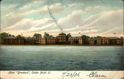 "Hotel ""Breakers"" Postcard"