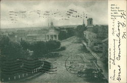 East End Public Square in 1865