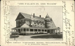 The Great Northern Hotel Postcard