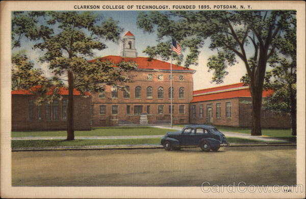 Clarkson College of Technology Potsdam New York