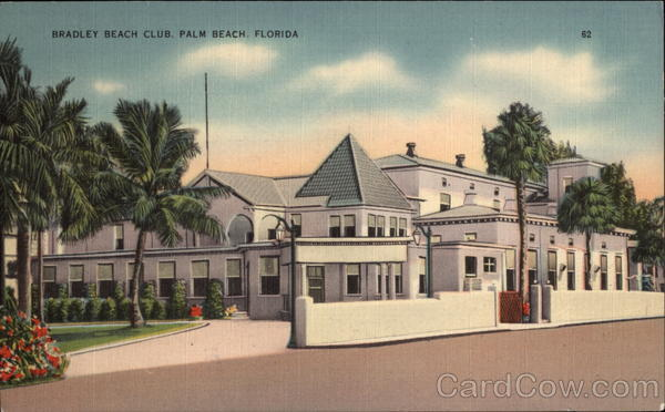 Bradley Beach Club Palm Beach Florida