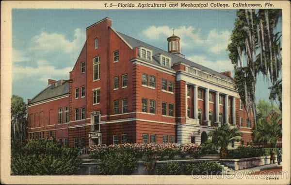 Florida Agricultural and Mechanical College Tallahassee