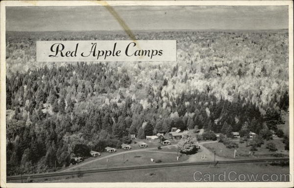 Red Apple Camps Macwahoc Maine