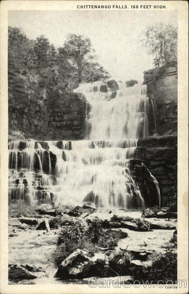 Chittenango Falls New York