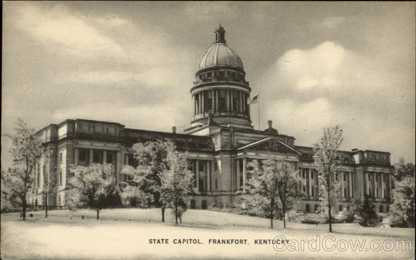 State Capitol Frankfort Kentucky