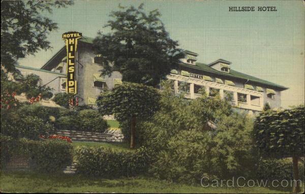 Hillside Hotel Madison Indiana