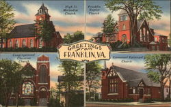 Greetings from Franklin