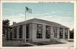 The New U. S. Post Office