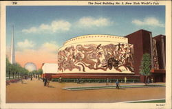The Food Building NO. 2, New York World's Fair