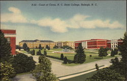 Court of Ceres, N.C. State College