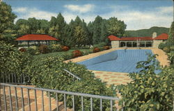 The Swimming Pool at Mountain View Golf and Country Club
