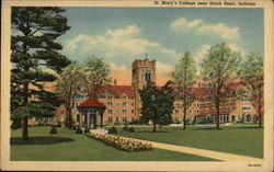 St. Mary's College Postcard