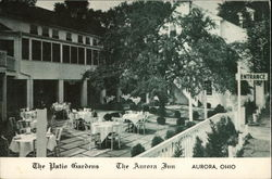 The Patio Gardens, The Aurora Inn