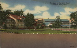 Beatley's on the Lake Hotel Postcard