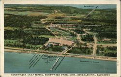 Edgewater Gulf Hotel showing Recreational Facilities