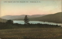 Little Asquam Lake from Shepard's Hill