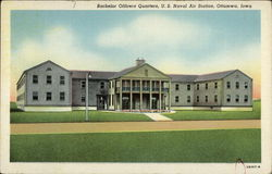 Bachelor Officers Quarters, US Naval Air Station