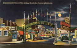 International Settlement (Old Barbary Coast)