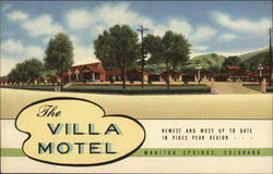 The Villa Motel