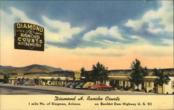 Diamond H. Rancho Courts