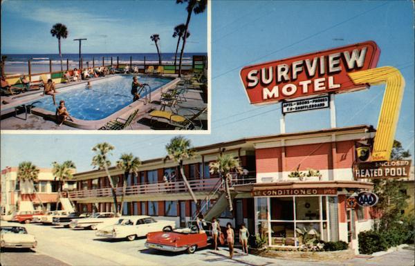 surfview motel and apartments daytona beach fl. Black Bedroom Furniture Sets. Home Design Ideas