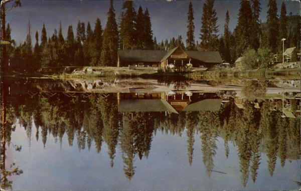 Silver tip lodge fish camp ca for Hotels near fish camp ca