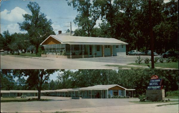Orchard Motel and Restaurant Walde Florida