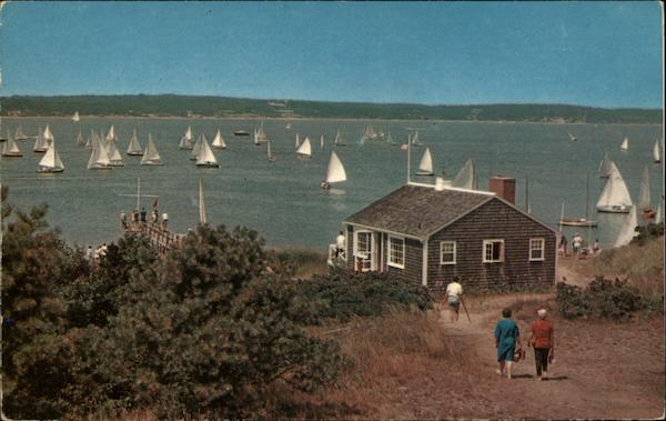 Chatham Yacht Club Cape Cod Massachusetts