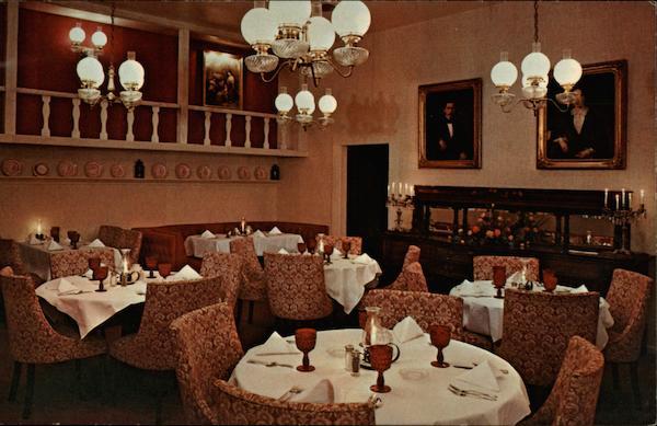 The Parlour at Stephenson s Apple Farm Restaurant Kansas City MO