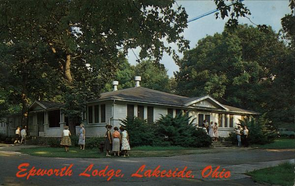 Epworth Lodge Lakeside Ohio