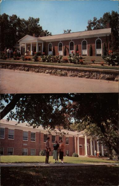 Southern Missionary College Collegedale Tennessee Jack Bowers