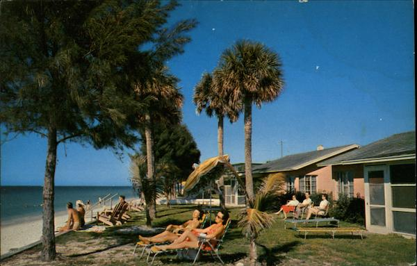 Holiday Villas Belleair Beach Florida