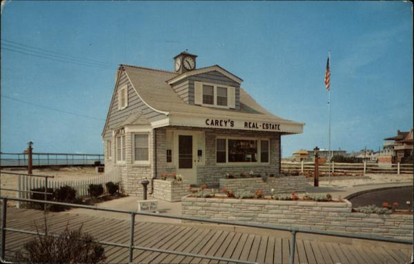 Carey S Real Estate Services Ocean City Nj