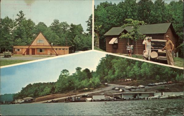 Indian Hills Alligator Boat Dock 2 Lake Cumberland Ky